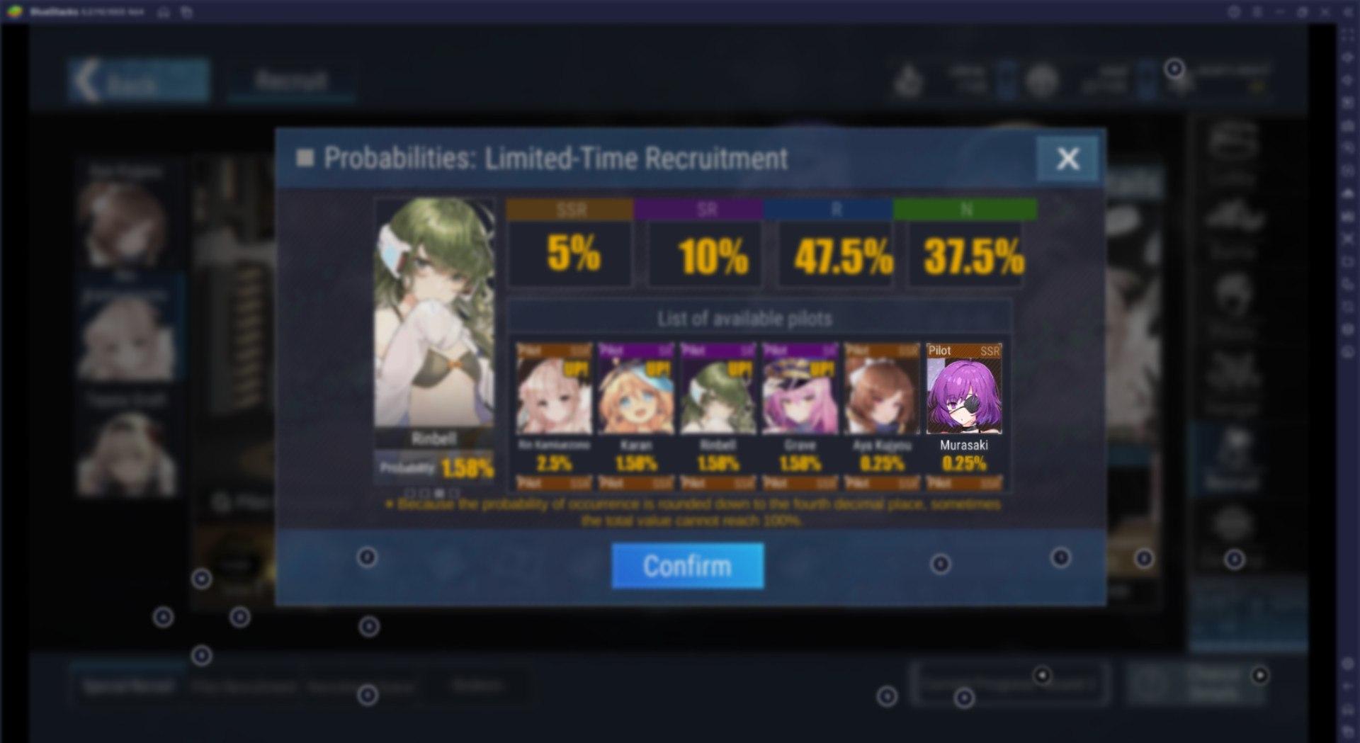 แนะนำตัวละคร Tier List ที่ดีที่สุด 2 ระดับใน Final Gear