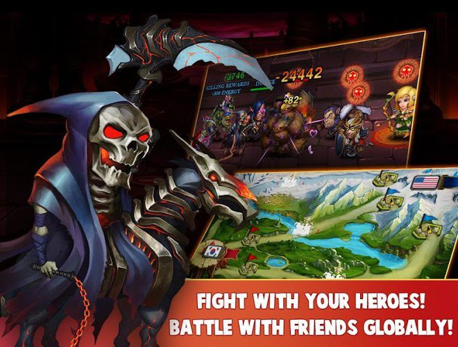 Play Heroes Charge on PC 12