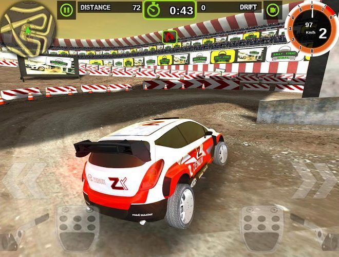 Играй Rally Racer Dirt on PC 19