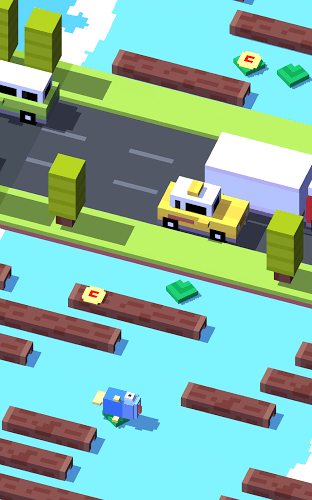 เล่น Crossy Road on PC 21