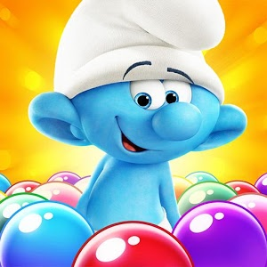 Play Smurfs Bubble Story on PC 1