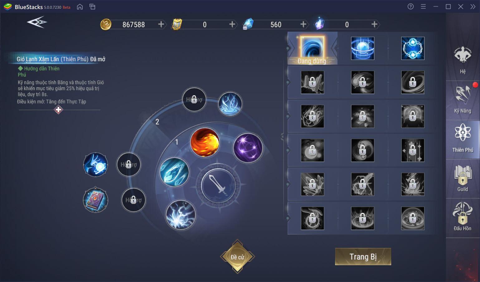 Cách sinh tồn hiệu quả trong Forsaken World: Thần Ma Đại Lục