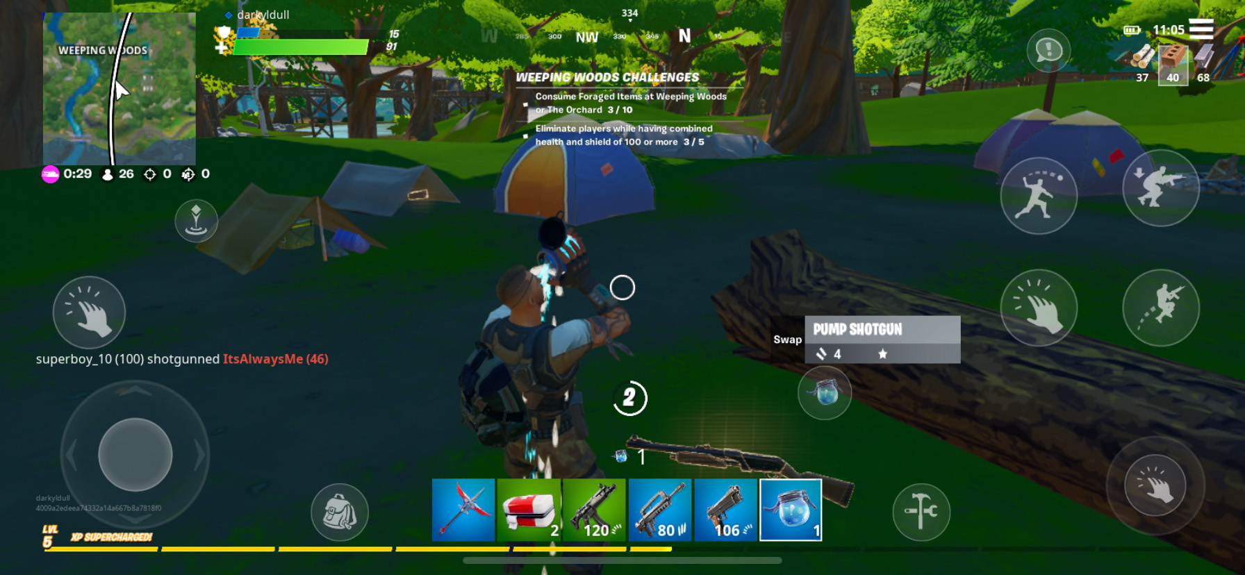 Fortnite Mobile for Android - How to Score the Best Loot and Gear Up