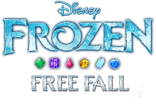 Играй Frozen Free Fall На ПК