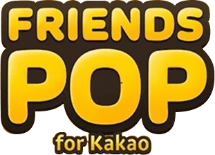 Pop Friends for Kakao 즐겨보세요