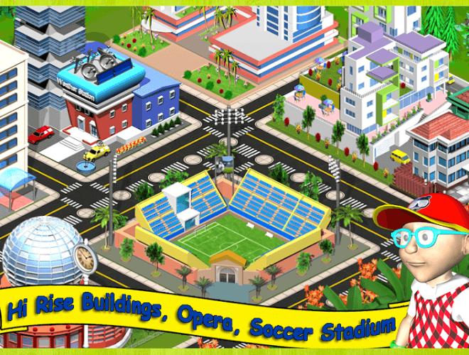 เล่น Dream City pc on PC 6