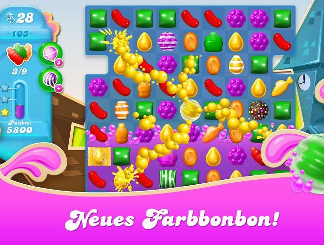 Spielen Candy Crush Soda Saga on PC 10