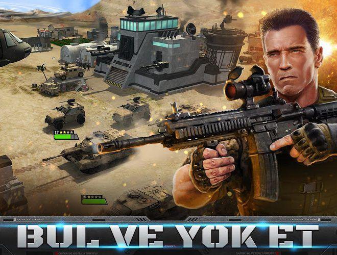 Mobile Strike Epic War İndirin ve PC'de Oynayın 17