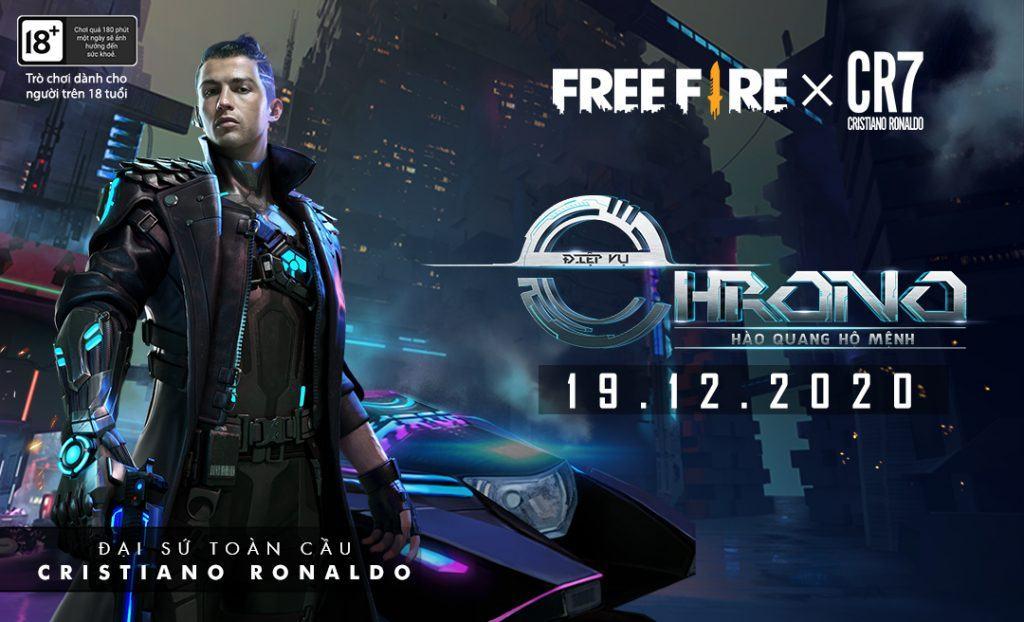 Ca sĩ Sơn Tùng M-TP trở thành nhân vật game Free Fire