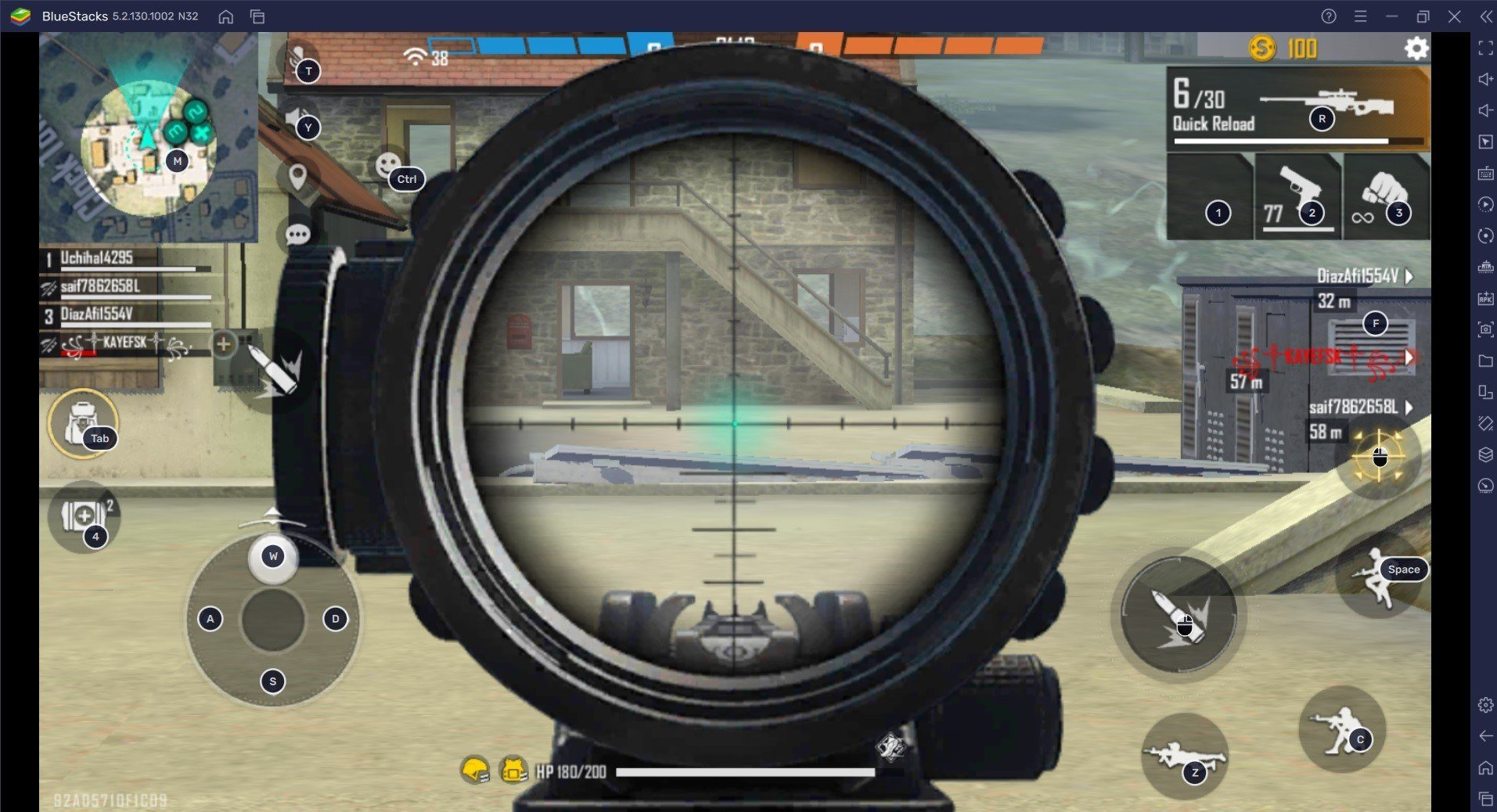 Garena Free Fire – Clash Squad: Cách khắc chế Shotgun cho game thủ sử dụng SMG