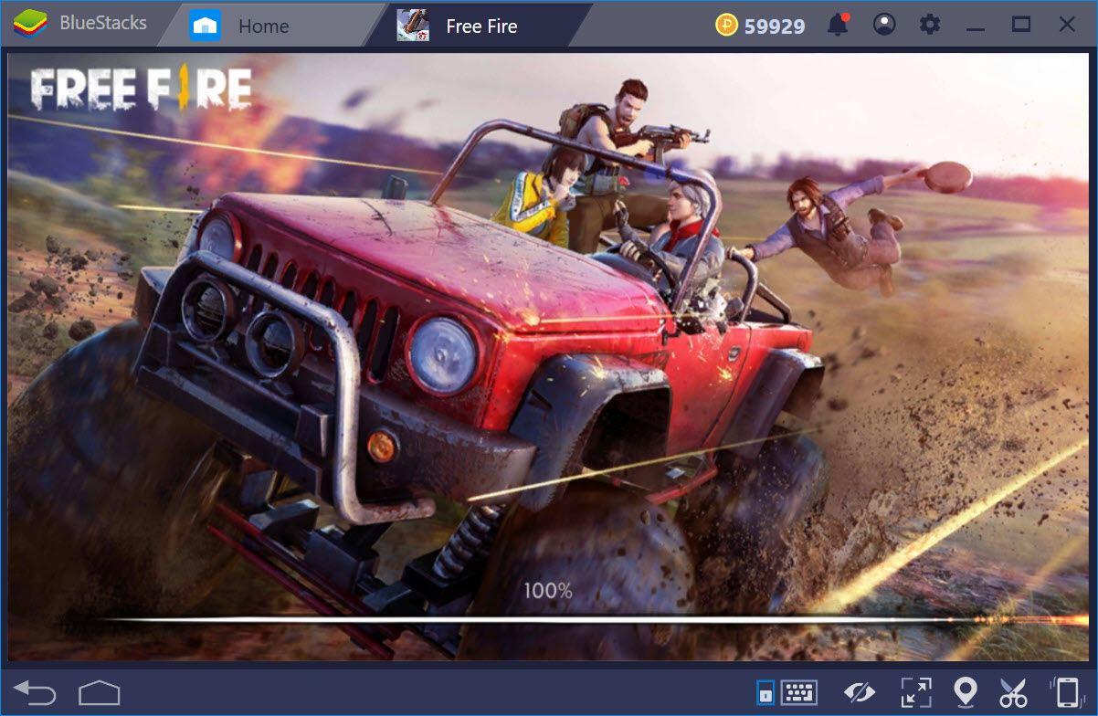 Chơi Free Fire – Battlegrounds linh hoạt hơn với Combo Key của BlueStacks