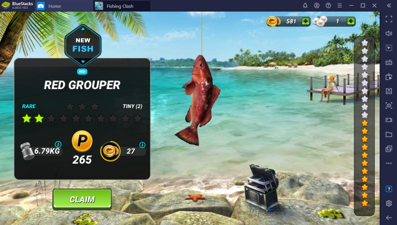 How to Play Fishing Clash on PC with BlueStacks