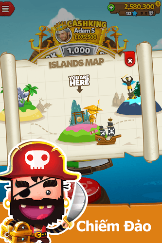 Chơi Pirate Kings on PC 17