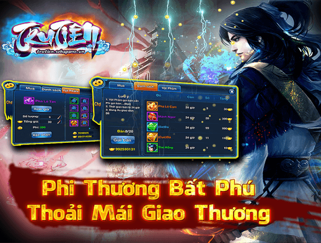 Chơi Tru Tiên on PC 5