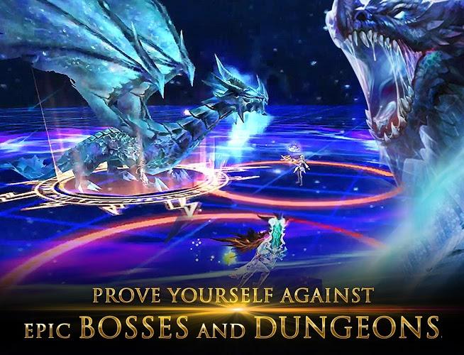 Play Forsaken World Mobile MMORPG on PC 13