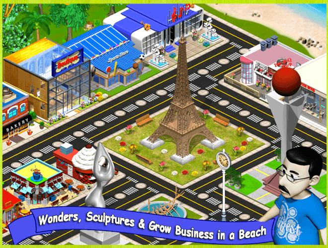 เล่น Dream City pc on PC 8