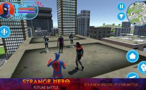 Strange Hero: Future Battle