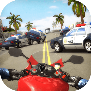 Играй Highway Traffic Rider На ПК 1