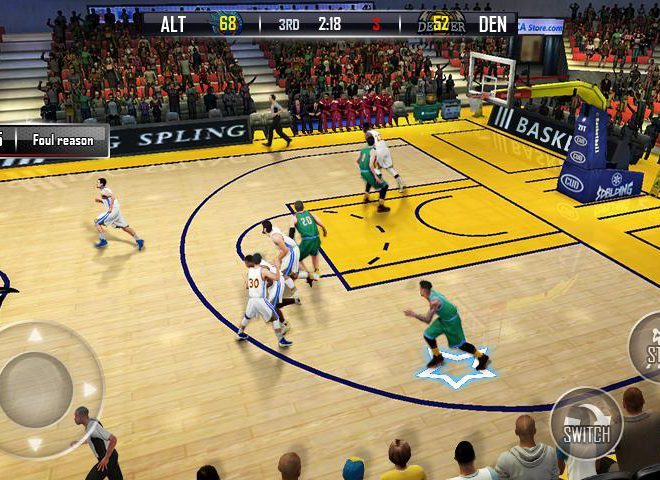 Play Fanatical Basketball on PC 5