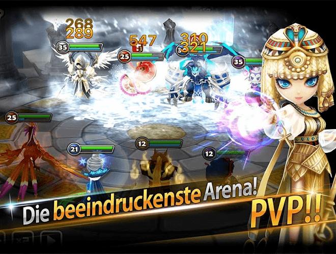Spiele Summoners War Sky Arena auf PC 8