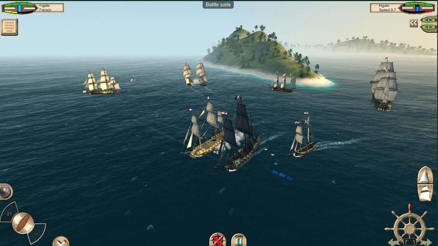 Играй The Pirate: Caribbean Hunt На ПК 5