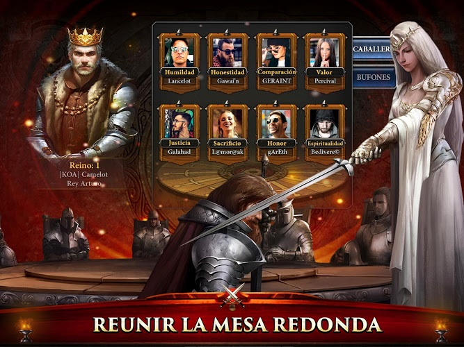 Juega King of Avalon: Dragon Warfare on PC 4