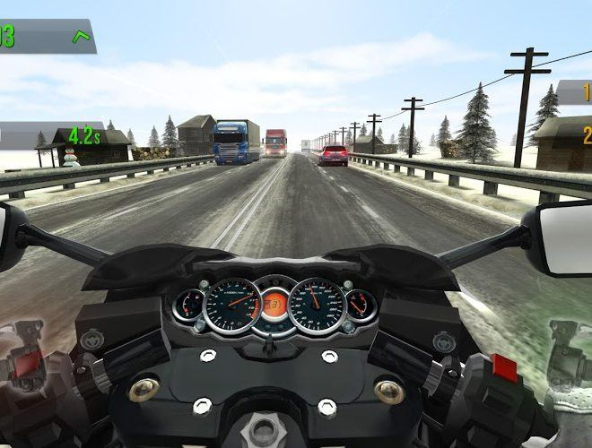 Играй Traffic Rider На ПК 14