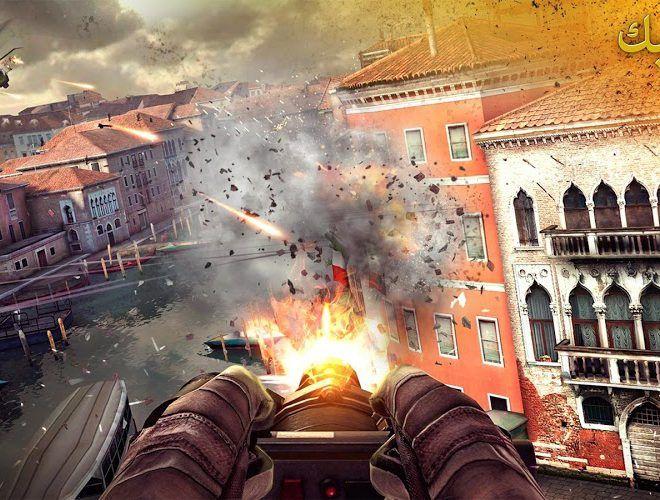 إلعب Modern Combat 5: Blackout on PC 12