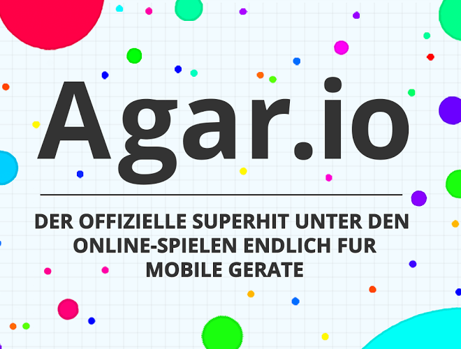 Spielen Agar.io on pc 2
