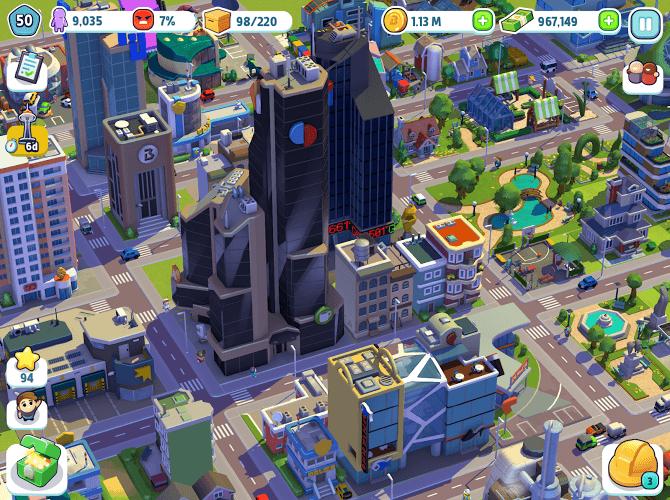 Играй Ситимания: Строим Город На ПК 8