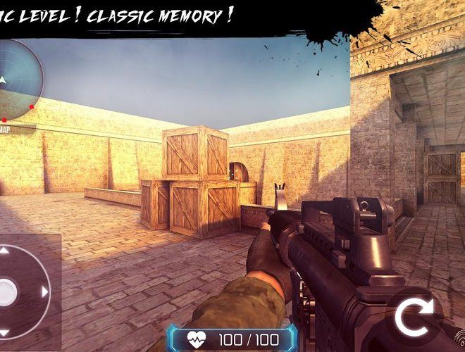 Играй Counter Terrorist-SWAT Strike На ПК 15