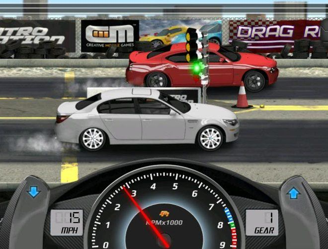 즐겨보세요 Drag Racing on pc 3
