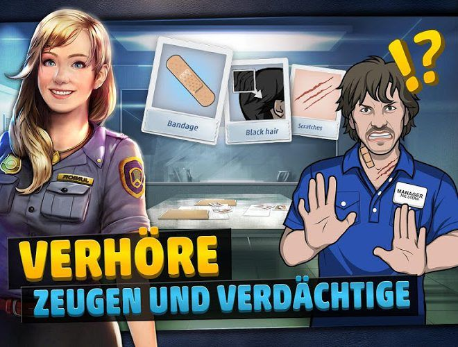 Spielen Criminal Case on pc 11