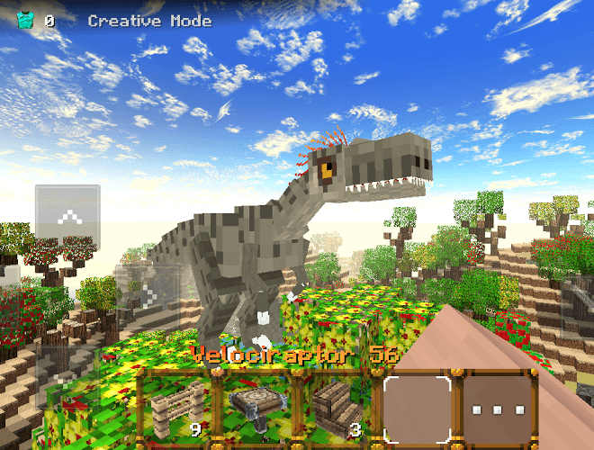 Speel Jurassic Craft on pc 8