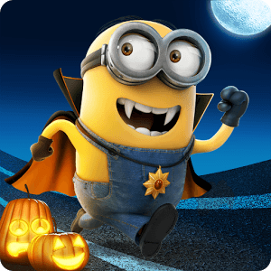 Играй Гадкий Я: Minion Rush on pc