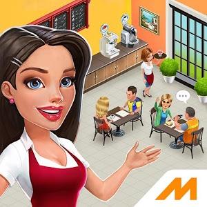 Jouez à  Mon café : recettes et histoires – Jeu Restaurant sur PC 1
