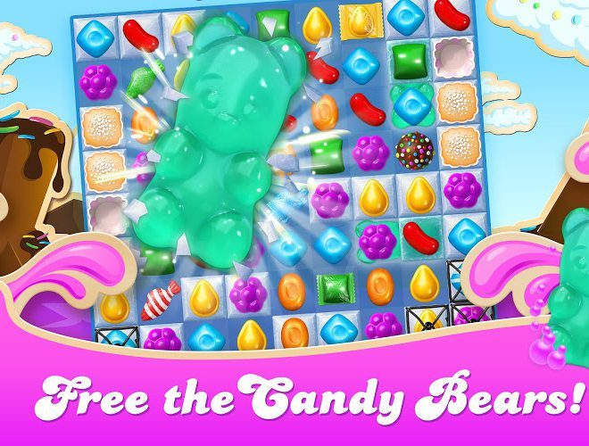 Main Candy Crush Soda Saga on PC 17