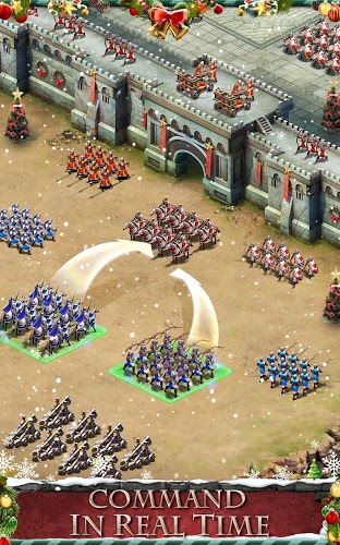 Play Empire War: Age of Heroes on PC 4