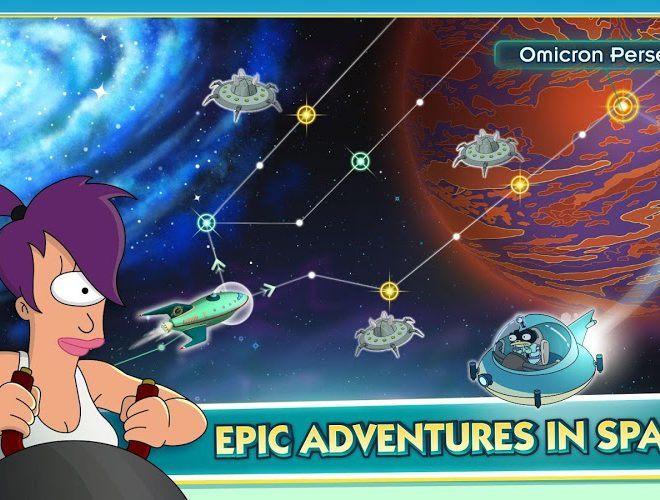 Play Futurama: Worlds of Tomorrow on PC 7