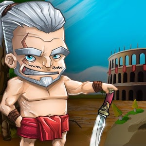 Играй Tiny Gladiators На ПК 1