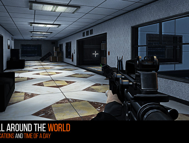 Play Modern Strike Online on PC 5