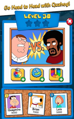Play Family Guy Freakin Mobile Game on PC 6