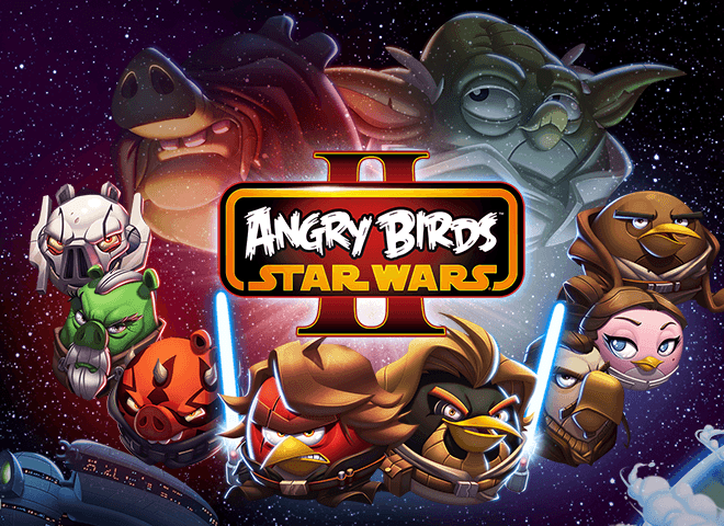 Play Angry Birds Star Wars II Free on PC 2