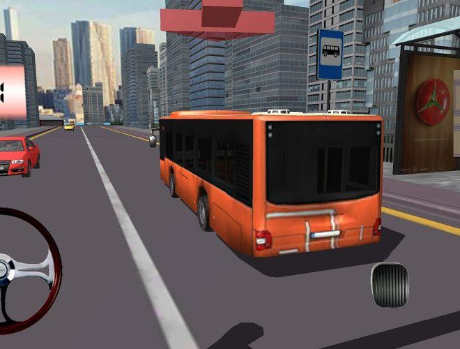 Chơi Bus Simulator PRO 2017 on PC 5