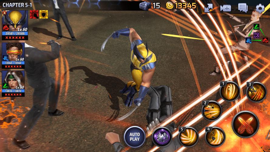 暢玩 漫威:未来之戰 Marvel Future Fight PC版 6