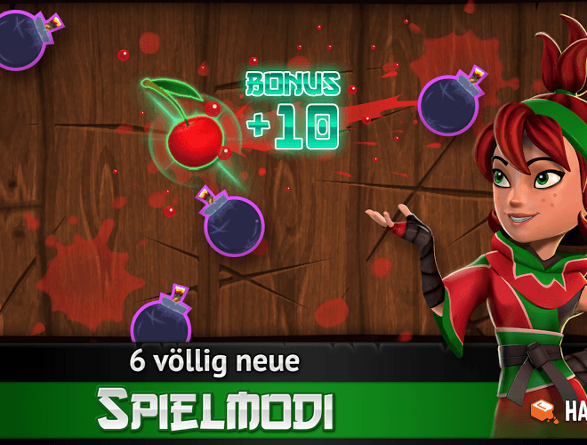 Spielen Fruit Ninja Free on PC 16