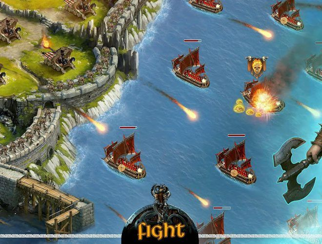 Play Vikings War of Clans on PC 13