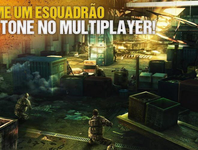 Jogue Modern Combat 5: Blackout para PC 10
