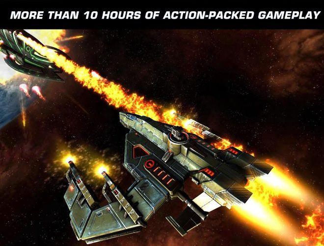 Play Galaxy on Fire 2 on pc 6