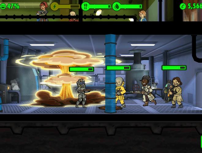 Jouez à  Fallout Shelter sur PC 24